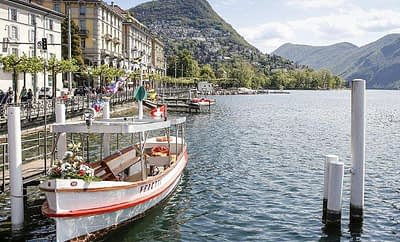 Lake Lugano Cruises