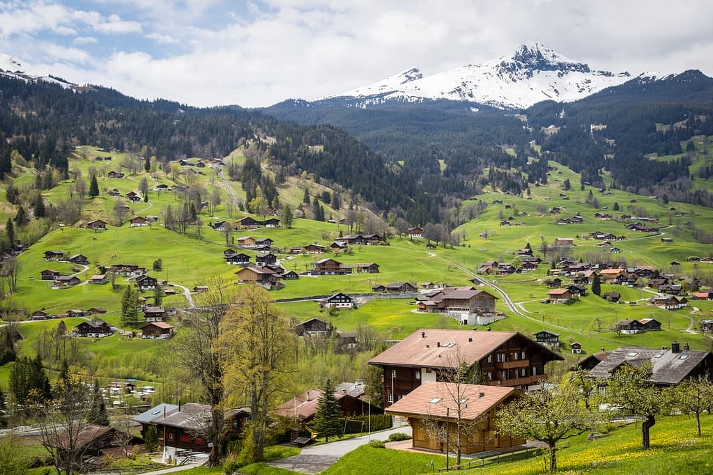 Holiday rentals in Switzerland