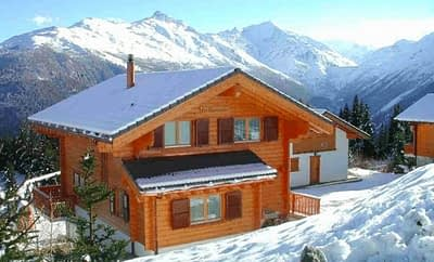 How do I rent a cottage in Switzerland?