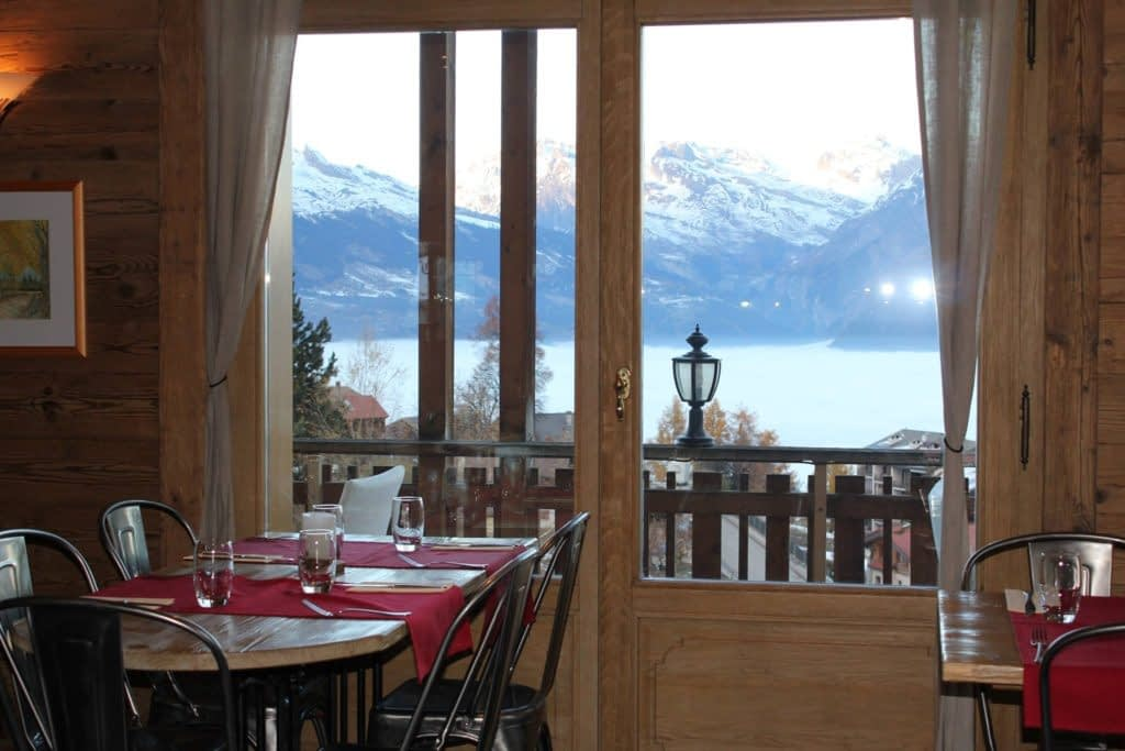 best places to eat in nendaz